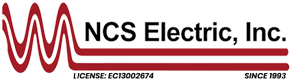 NCS Electric, Inc. | Electrical Services: Cape Coral, Fort Myers and Naples Logo